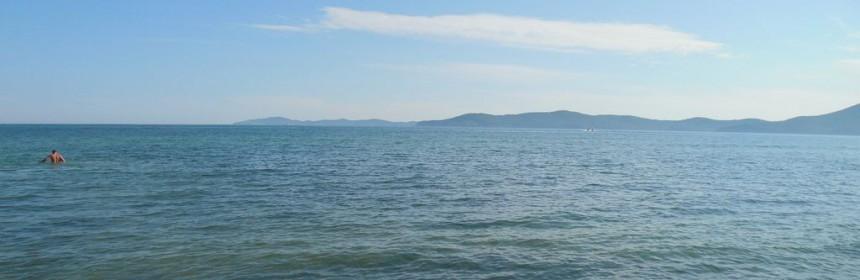 Вид на остров Путятин