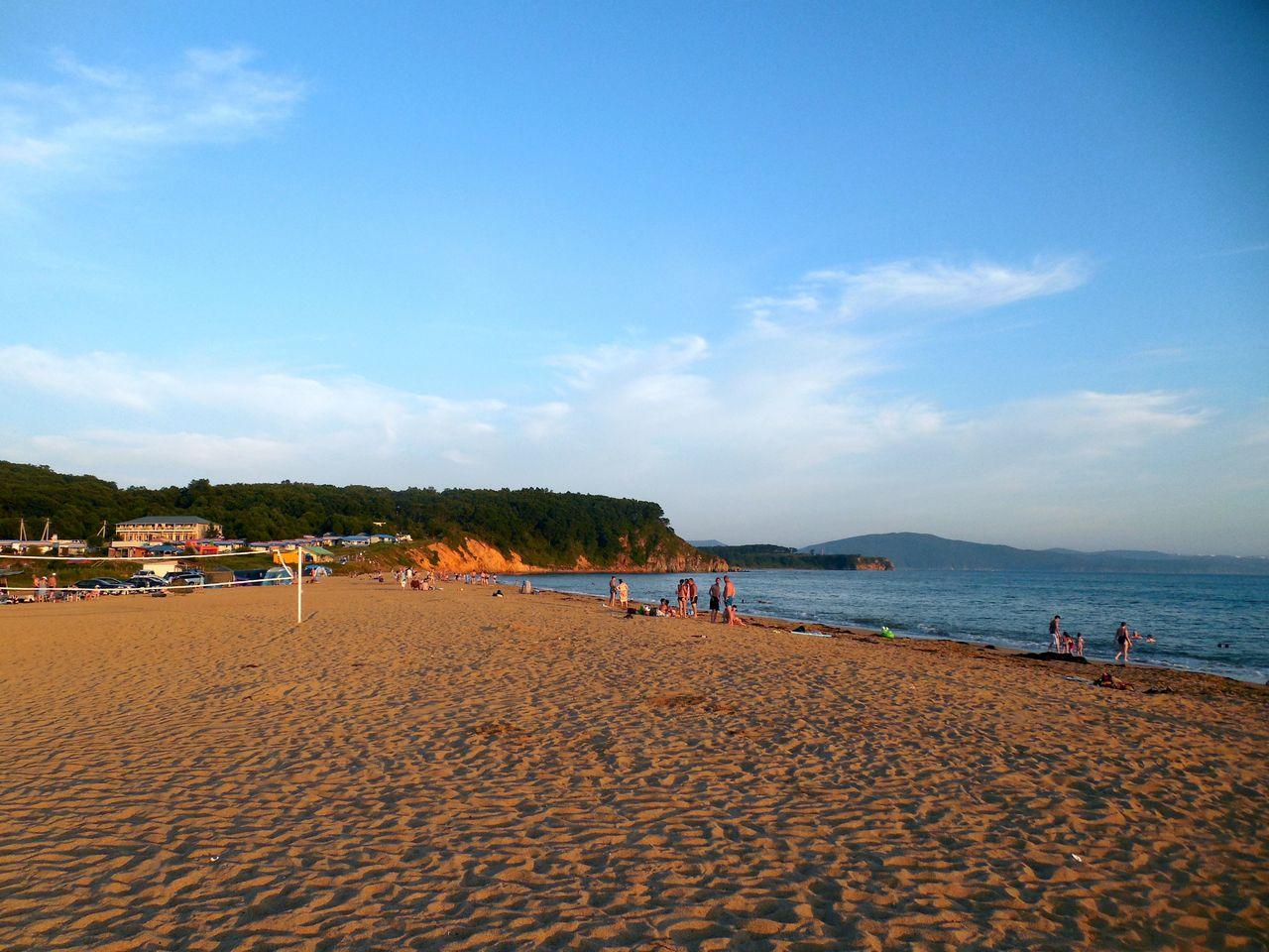 Пляж Песчаный