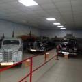 Москвич, ЗИС и ЗИМ в авто музее во Владивостоке