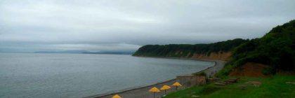 пляж на базе Зеленый мыс