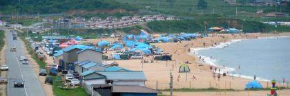 Погода на пляжах Приморья 2016