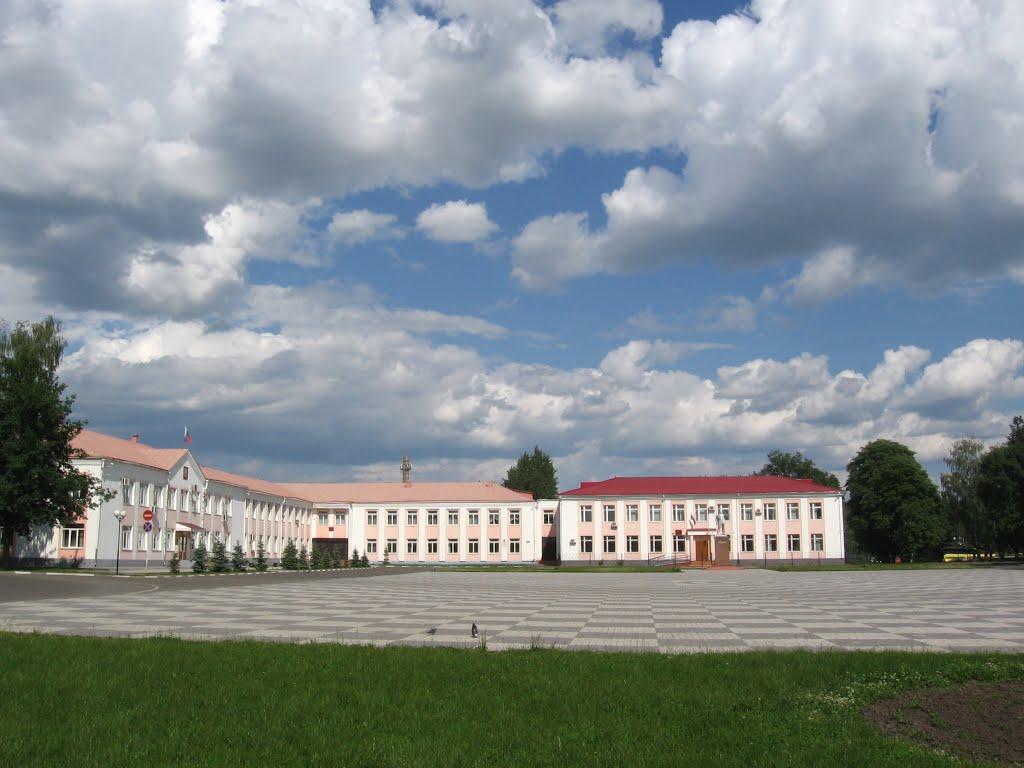 Площадь Стародуба