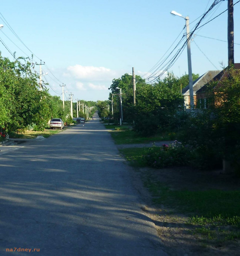 Новобессергеневка