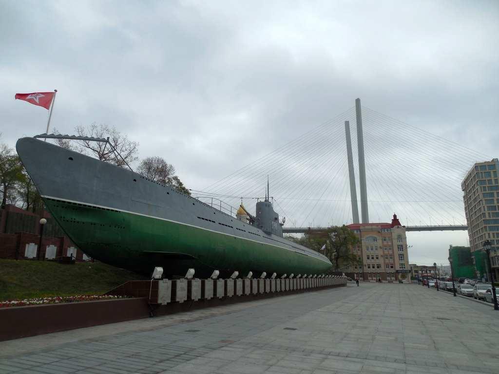 с-56 подводная владивосток фото лодка