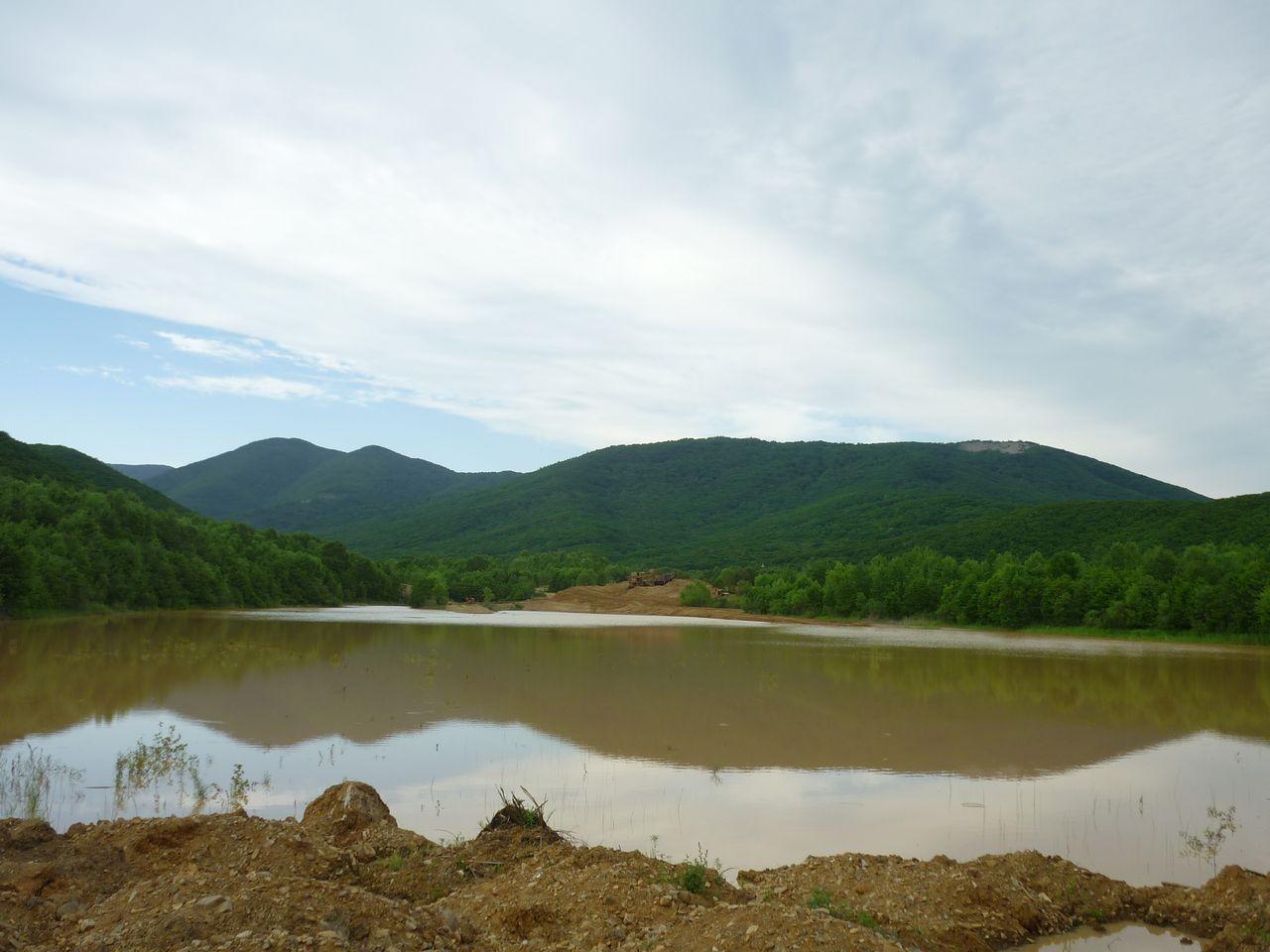 Озеро рядом с Руднево