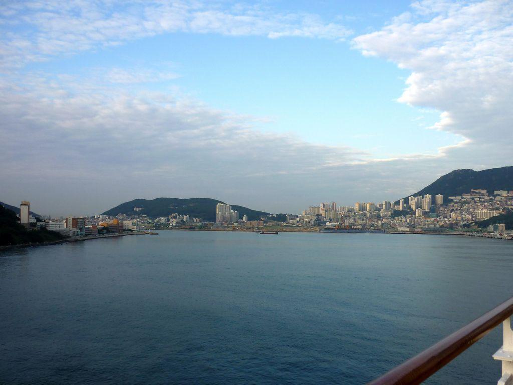 Пусан Южная Корея