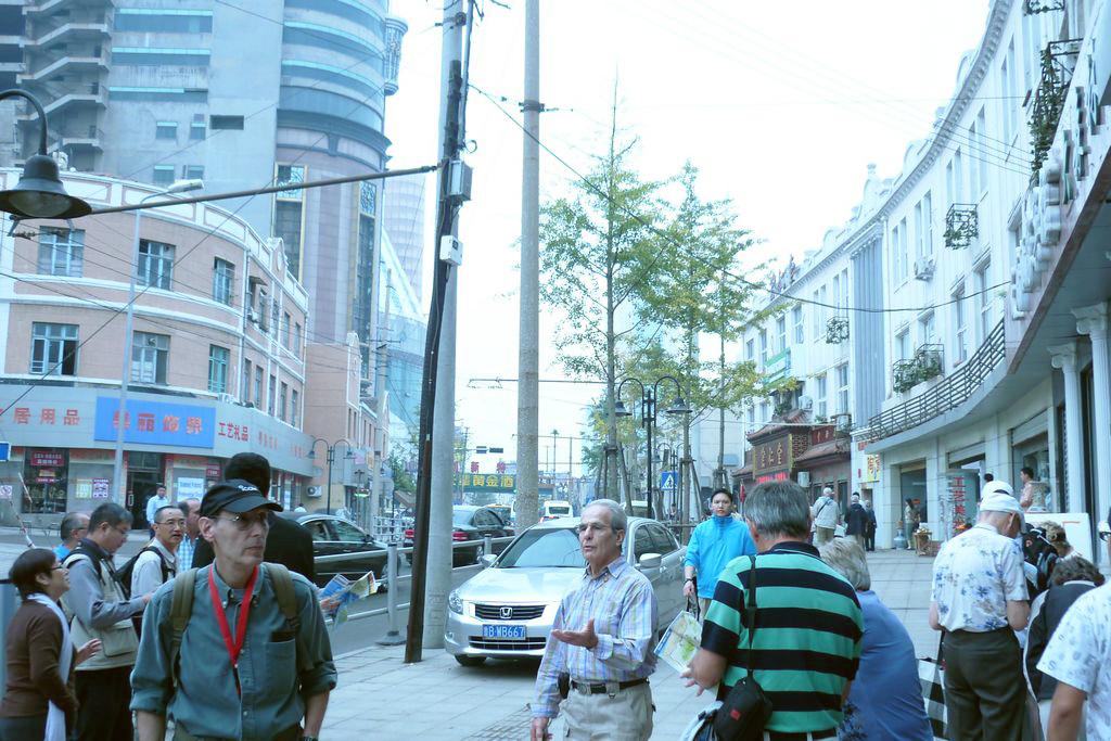 Улицы в Циндао