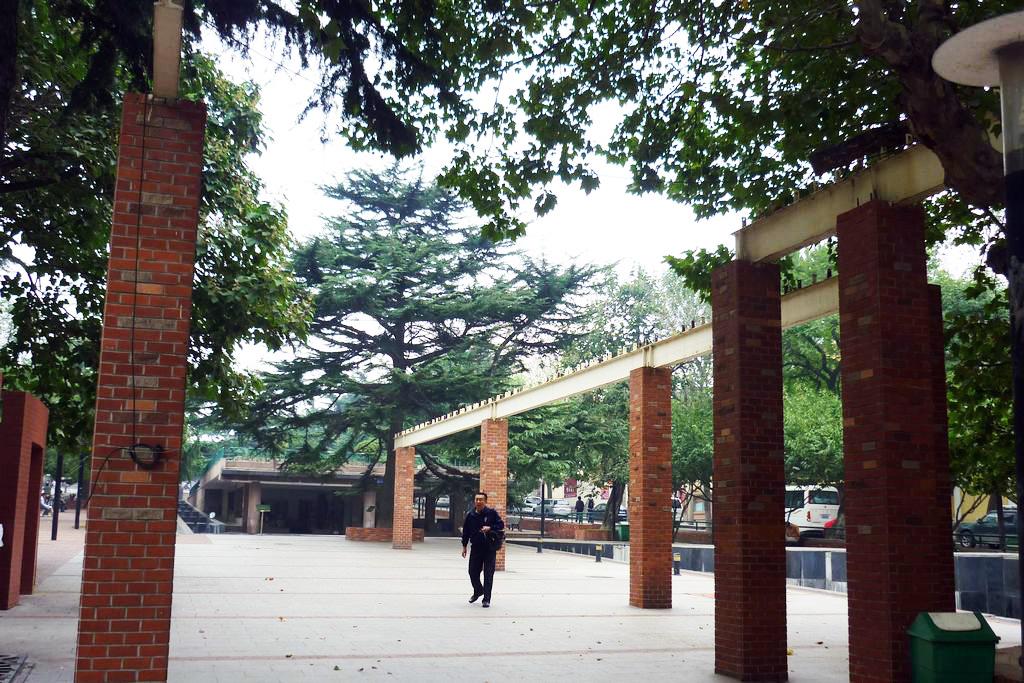 парк Лаошань в Циндао
