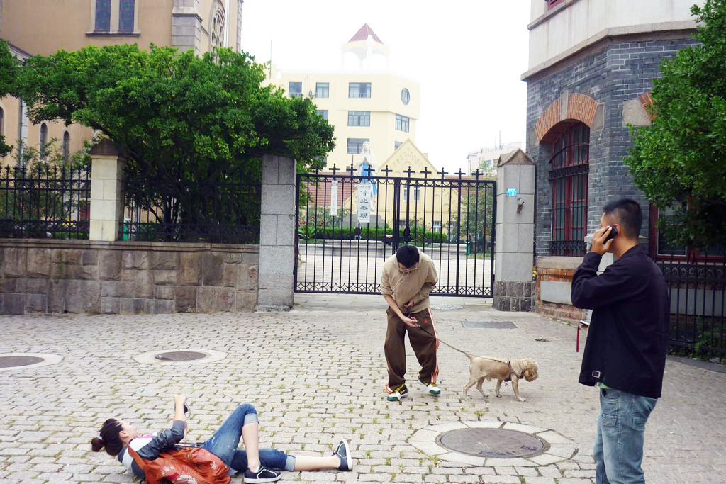 фотограф в Циндао
