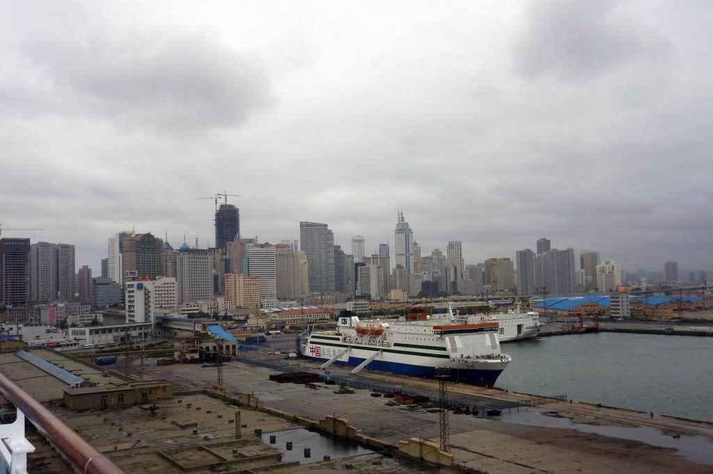 порт Далянь