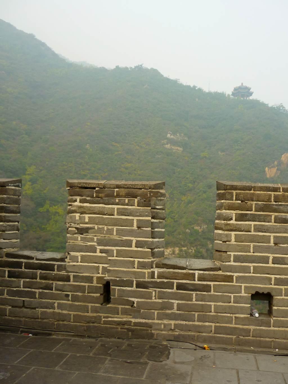 Исписанны стены на Стене
